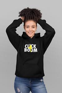 Hamilton Musical - Click Boom Hoodie