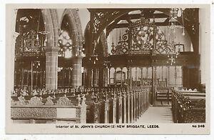 Interior of St. John's Church (2), New Briggate, Leeds