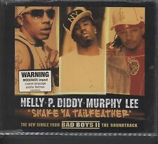 P Diddy, Nelly, Murphy Lee - Shake Ya Tailfeather CD single