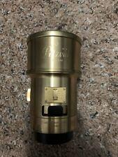 Lomography Petzval 85mm 2.2 Brass Nikon
