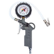 Druckluft Reifenfüllgerät Reifenfüllpistole PKW Auto Fahrrad Tankstellenstecker
