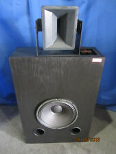 Electro Voice EV Stage Speaker System TS992E HF/LF Crossover & Cabinet Clean!