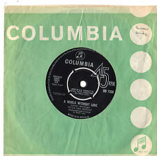 "Peter And Gordon - A World Without Love 7"" Single 1964"