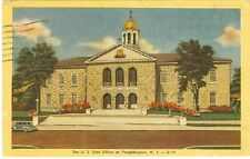USA, Poughkeepsie, Post Office, Post, Postamt, 1947