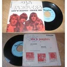 OLA & JANGLERS - Let's Dance / Hear Me Rare Spanish PS Garage Pop 68