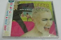 "ROXETTE ""HAVE A NICE DAY"" Japan OBI CD sealed new 1st Press TOCP-65156 oop rare"