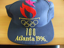 Logo 7 Olympics Collection 1996 Atlanta Olympics ball cap