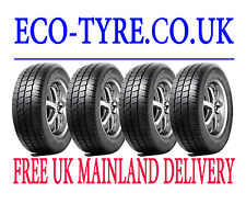 4X Tyres 205 75 R16C 8PR 110/108R House Brand E C 72dB( Deal Of 4 Van Tyres)
