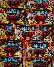 Match Attax / Trading Cards / 10 Tüten OVP / 2010-2011 / 10-11