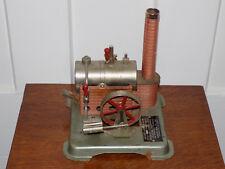 Jenson Mfg Co Dry Fuel Fired Steam Engine