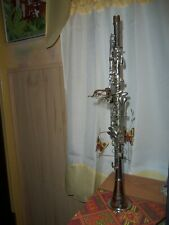 Eclipse 4695 Student Silver Clarinet Nice But Incomplete LOOK!