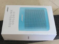 NEW Bose SoundLink Color II Bluetooth Wireless Speaker - Portable 2 - Blue