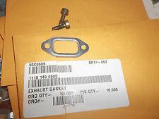 Stihl OEM Muffler Exhaust Gasket Screws (2) 028 026 260 024 1118-149-0600 GL-1A2