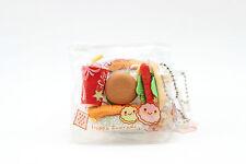 Fun Cute Food Eraser (Drink, Burger, Hot Dog and Sushi)