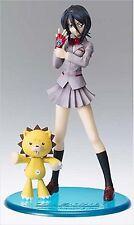 Japan Anime Excellent Model BLEACH Kuchiki Rukia & Con Figure Megahouse F/S