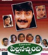 PILLA NACHINDI DVD TELUGU MOVIE rikanth, Rachana, Sanghavi, Mani Chandana