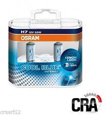 Coppia Lampade Osram 64210CBI H7 12V 55W Cool Blue Intense 4200K Xenon Look +20%