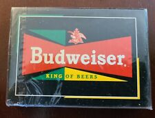 Budweiser King Of Beers Poker Card Deck
