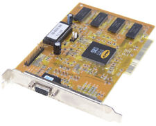 SIS 6326 AGP 8MB 3D PRO H0 GRAPHICS CARD