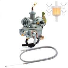 Carburetor for Honda CT70H 1969 - 1977 Trail70 with Throttle Cable + Fuel Filter