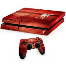Liverpool Fc PS4 Skin Sticker Cover Bundle Controller & Console Gift Set Kit