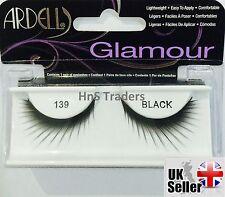 Últimas Ardell Fashion lashes/glamour Pestañas Postizas Pestañas 139 Original ** nuevo **