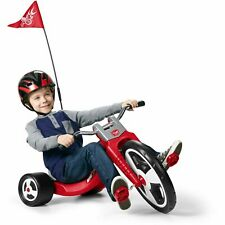 Big Flyer®, model Tricycle Radio Plastic With Caps Kids Folding Seat 16