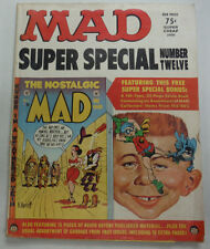 Mad Magazine The Nostalgic Special No.12 060915R
