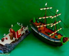 The Emily Louise #56581 Retired New England Village Dept 56