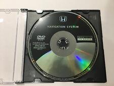 2011-2012 HONDA V2.11 SAT NAV DVD NAVIGATION MAP UPDATE UK & EUROPE