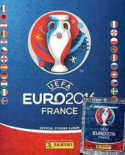 Panini Fußball EM 2016 bis zu 50 Sticker aussuchen TOP Qualität
