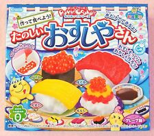 Kracie Popin Cookin Sushi Japanese Candy Making Kit New Safety Japan Sweets Gift