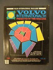 1991 Volvo International Magazine