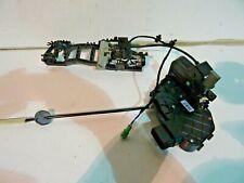 Enfoque CC Convertible 05-10 Lado Del Pasajero Delantero Cerradura de puerta//Captura Actuador