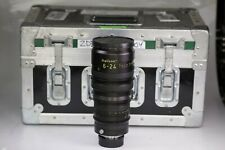 Carl Zeiss DigiZoom 6-24mm Vario Sonnar 6-24mm F1.7 B4 mount 6-24