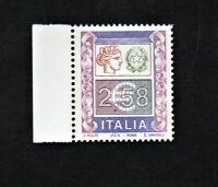FRANCOBOLLO REPUBBLICA ITALIANA 2002 ALTI VALORI ORDINARI €2,58 NUOVO MH