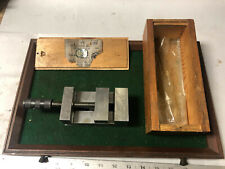 MACHINIST TOOLS LATHE MILL Bison Poland Super Precision Grinding Vise 2 1/2: Grn