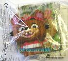 HAPPY MEAL MC DONALD'S Animaletti -2013 _ personaggio marrone (sigillato)