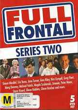 FULL FRONTAL - SERIES 2 (5 DVD SET) BRAND NEW!!! SEALED!!!