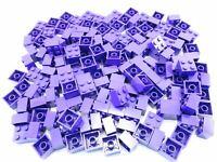 NEW LEGO Dark Purple 2X2 Bricks Bulk Lot of 50 Pieces 3003