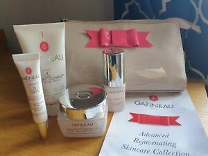 Gatineau Skin Care Melatogenine Rejuvenating Cream 3D Lip Care Eye Serum Mask