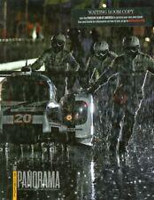 2014 Porsche Panorama Magazine November #692: Ulrich Bez/1967 912/Cayenne Diesel