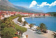 B67949 Croatia Makarska panorama