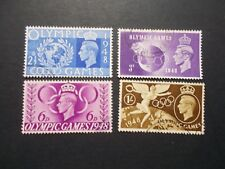 GB 1948 Commemorative Stamps~Olympic Games~Very Fine Used~UK seller