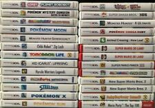 Nintendo 3DS Game Box Case Only most of them with Inserts.   NO GAMES