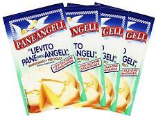 4 Packs Paneangeli Vanilla Flavoured Raising Agent, Lievito Vaniglinato 4x16g