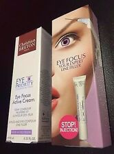 Christian Breton Eye Priority Focus Active Cream 10ml
