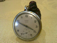 VINTAGE SWISS POCKET WATCH- EPIC