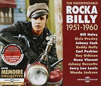 ELVIS PRESLEY BILL HALEY ROY ORBISON GENE VINCENT… - ROCKABILLY THE [CD]