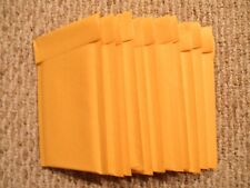 12 5x7 KRAFT BUBBLE MAILERS PADDED BAGS SHIPPING MAILING SELF SEAL ENVELOPES
